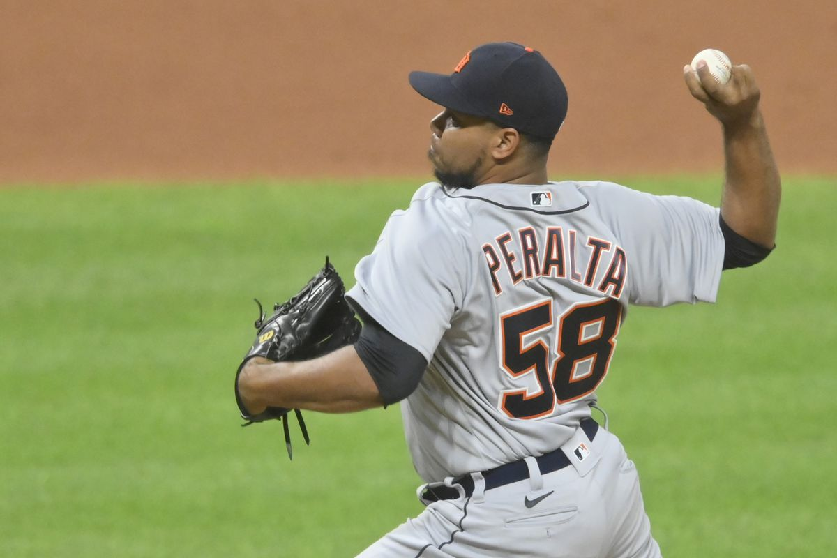 MLB: Game Two-Detroit Tigers at Cleveland Indians