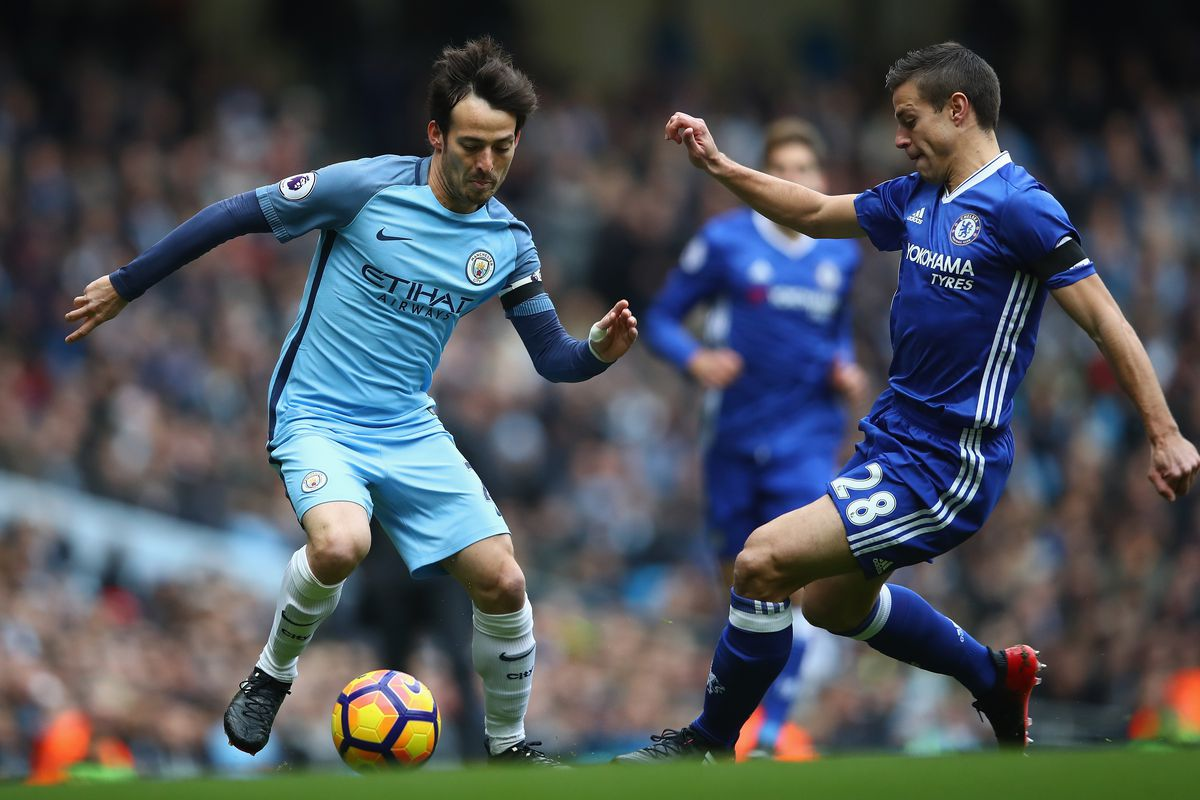City Chelsea: Manchester City At Chelsea, Premier League: Team News