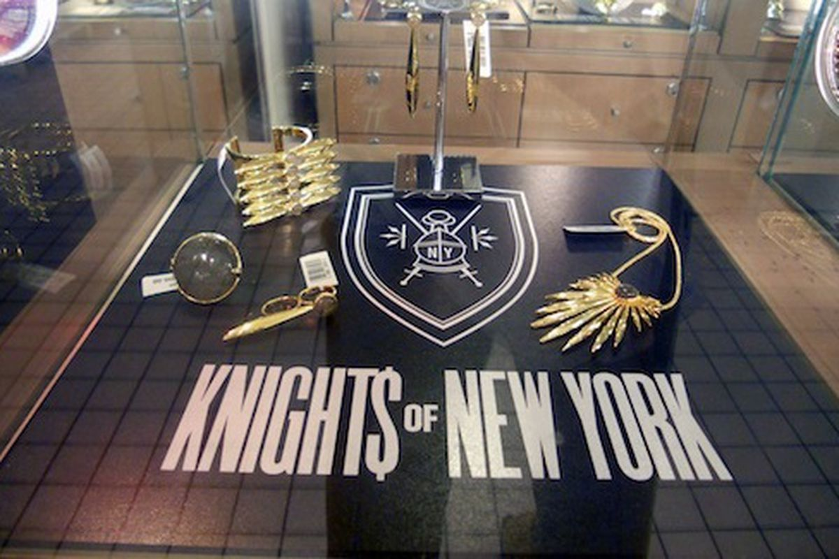 Photo via Knight$ of New York