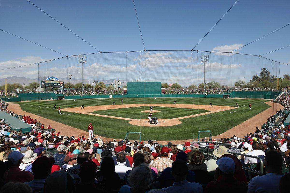 Chicago White Sox v Arizona Diamondbacks