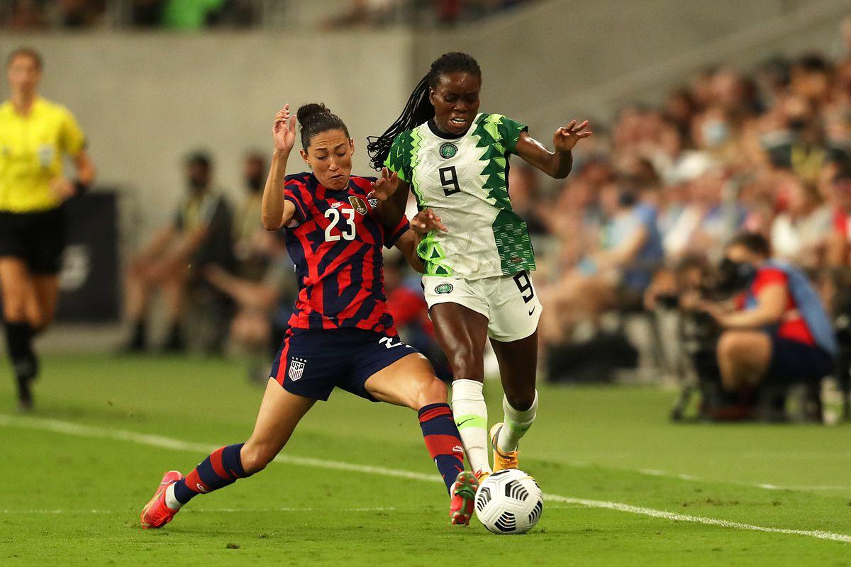 Nigeria v United States - 2021 WNT Summer Series