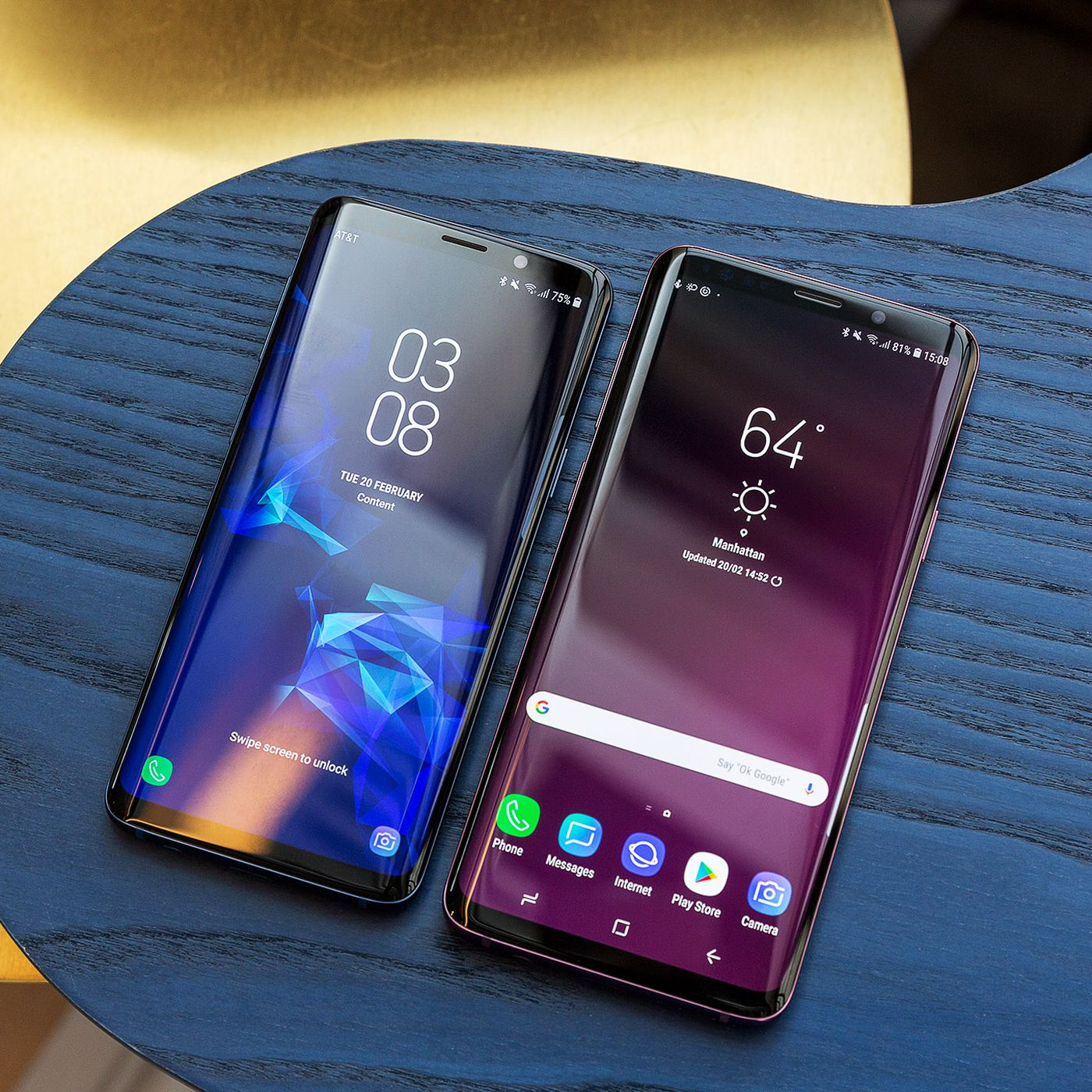 Galaxy S9 Vs Iphone X Vs Pixel 2 How The Flagship Phones Stack Up