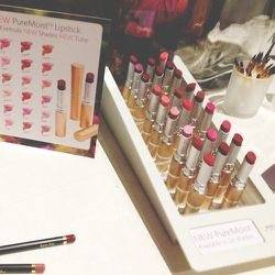 The event is the launch of <b>Jane Iredale's</b> new lip collection. My kind of event. I can't wait to try them.