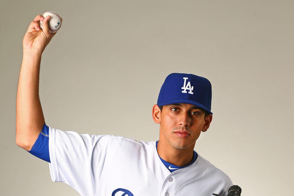 MLB: Los Angeles Dodgers-Spring Training Media Day