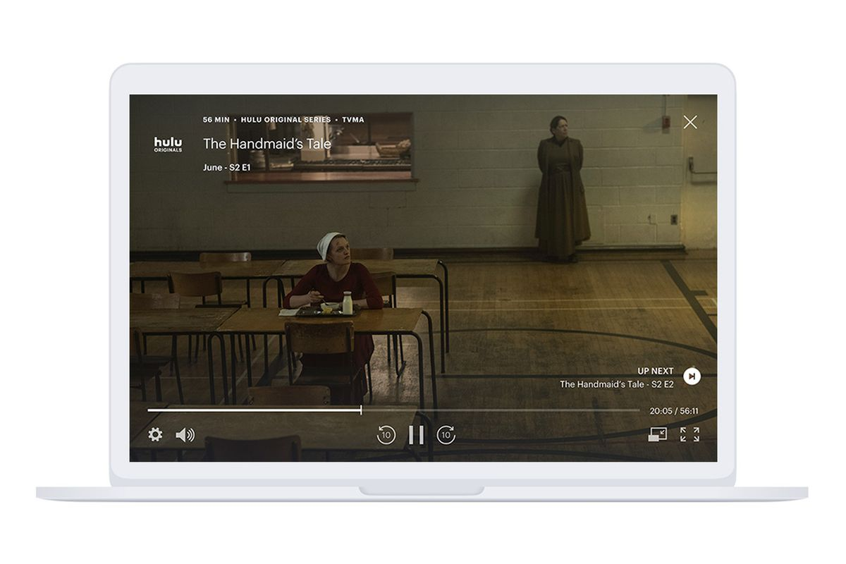 Hulu launches a new website specifically designed for watching shows