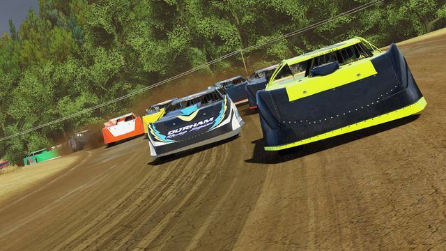 Dirt racing plays a bigger role in NASCAR Heat 3, including the origins of the career mode.