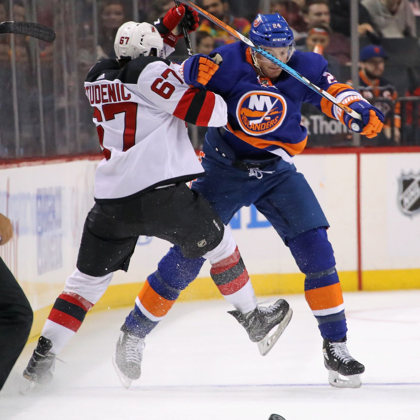 Penalties Plagued New Jersey Devils in Preseason Loss to New York Islanders  - All About The Jersey dba2e8cde