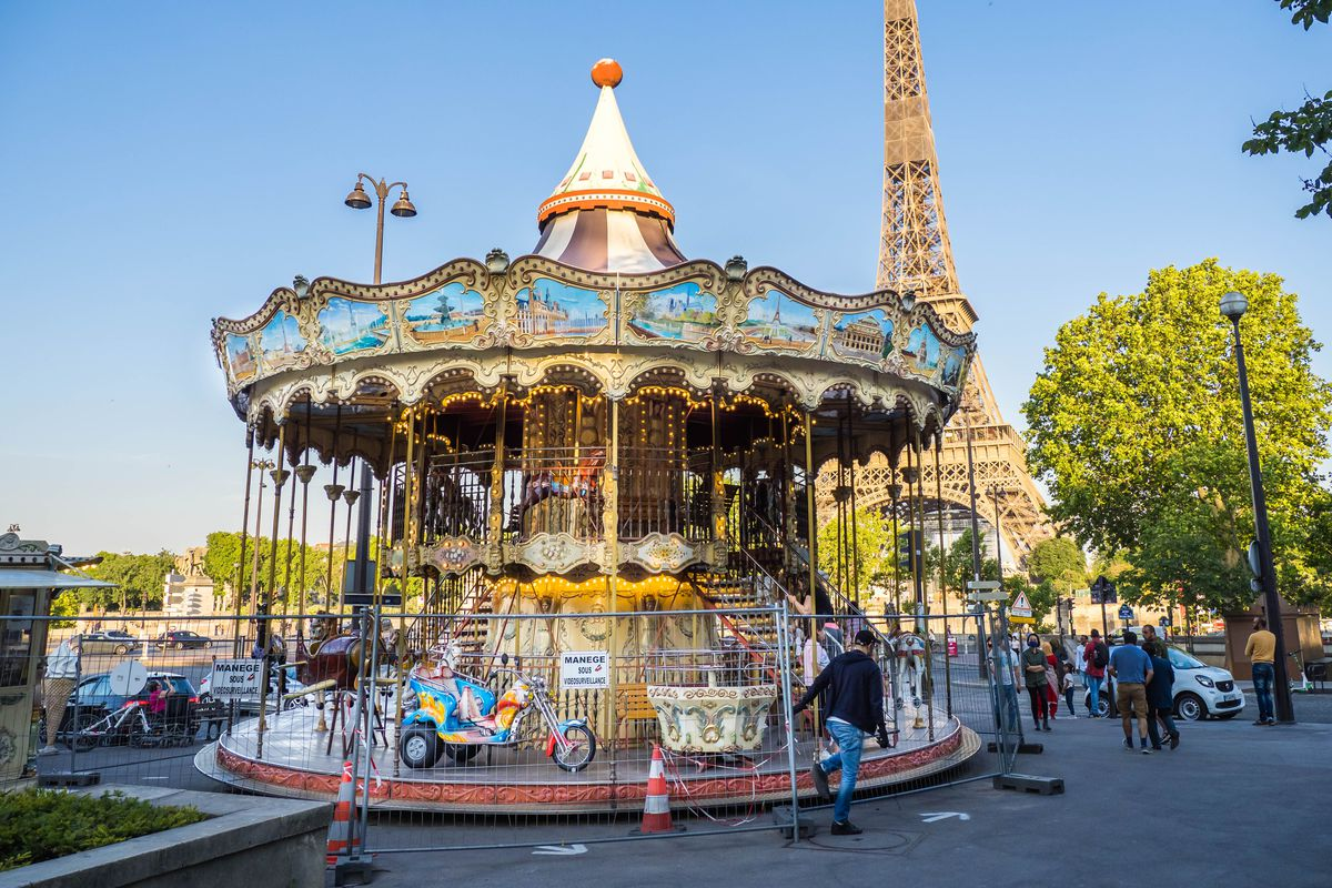 France Eases Lockdown And Heads Toward A Return To Normal