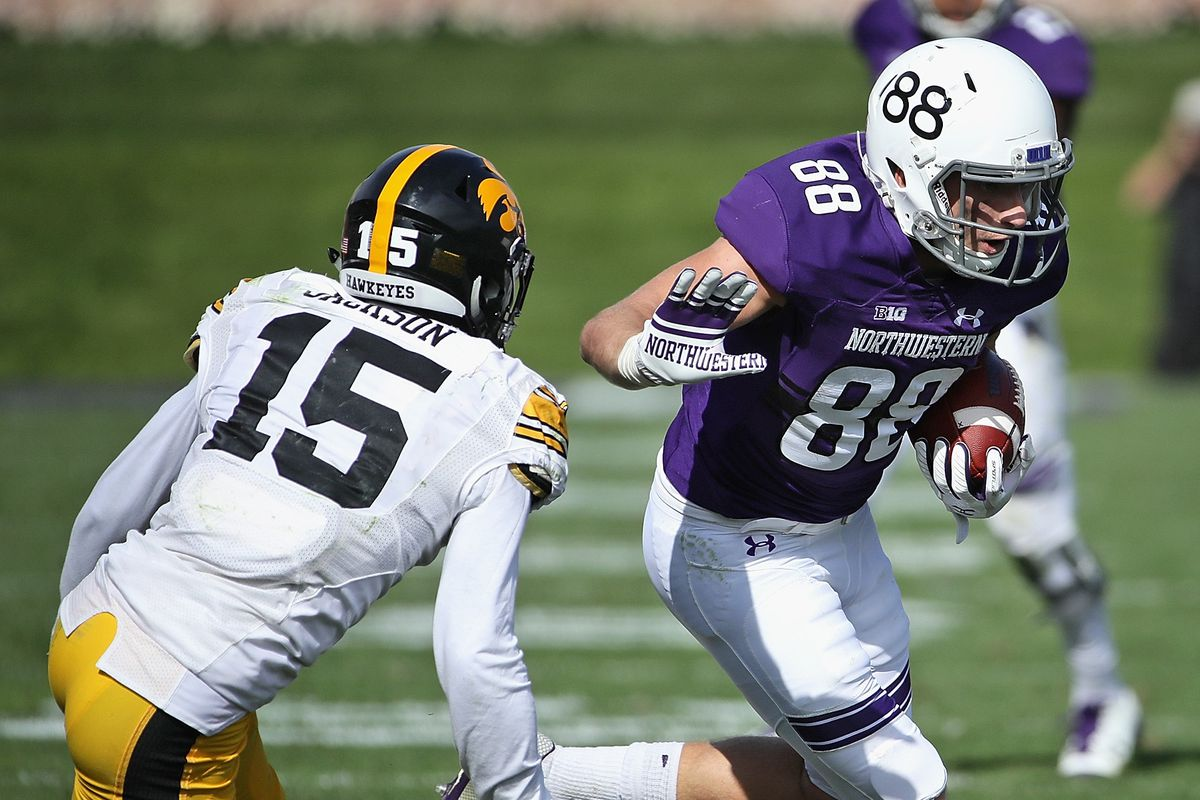 Counting Down Northwestern S Roster 89 To 80 Inside Nu