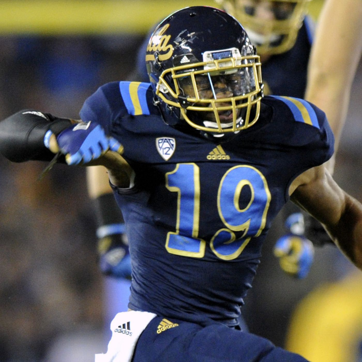 UCLA Football Uniforms: Why Do We Still Wear Block Numbers ...