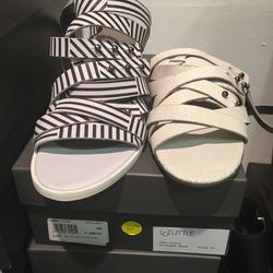 LD Tuttle sandals, $275.20 each (from $688)