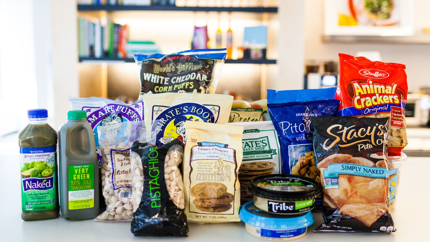 What Brands Are Actually Behind Trader Joe's Snacks? - Eater