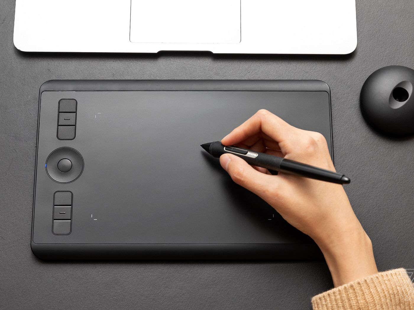 Wacom Says It S Not Spying On Its Customers And Users Can Opt Out Of Data Collection The Verge