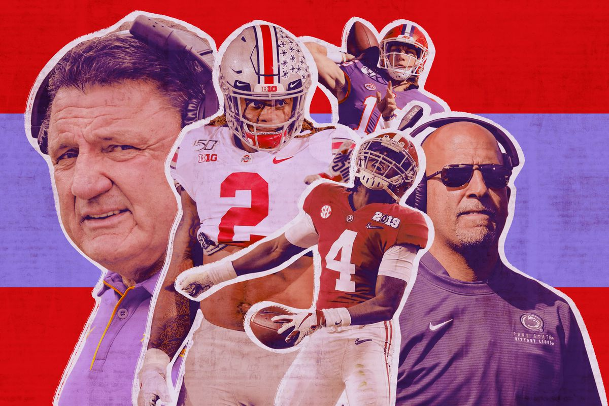 Ranking The Top College Football Teams Before The Playoff