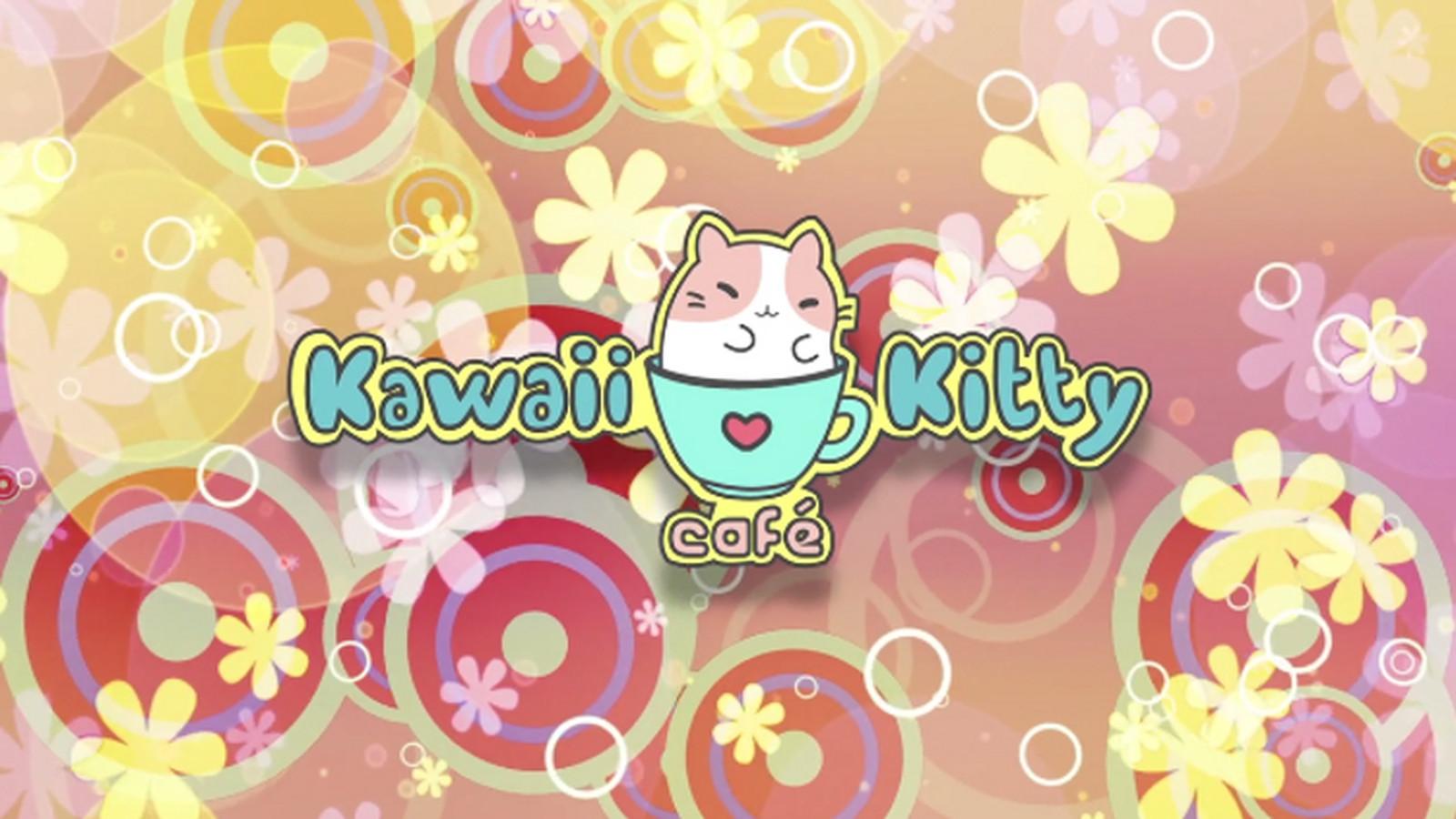 Philly Kawaii Kitty Cafe Menu