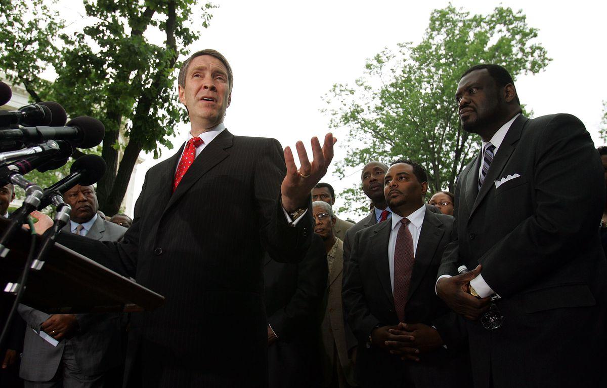 Bill Frist Speaks On Bush Judicial Nominations