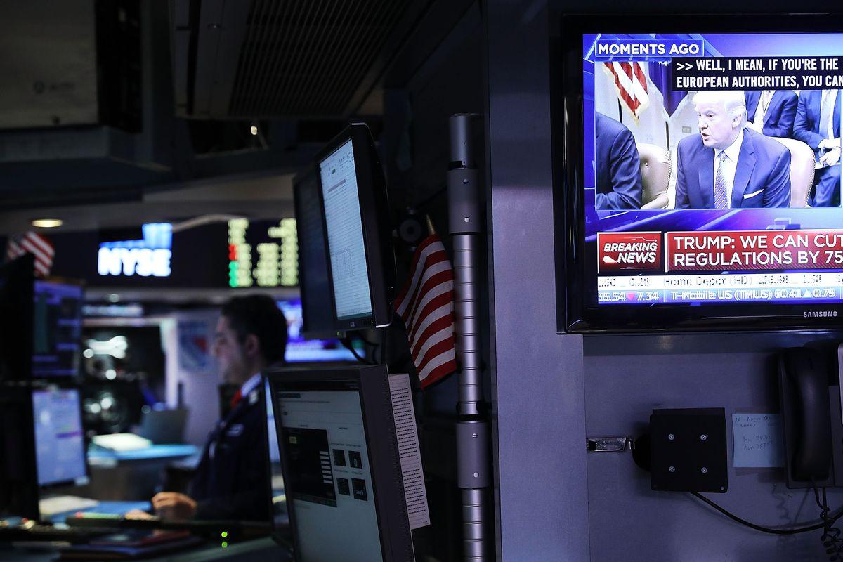 Markets Open On First Week Of Trump Presidency