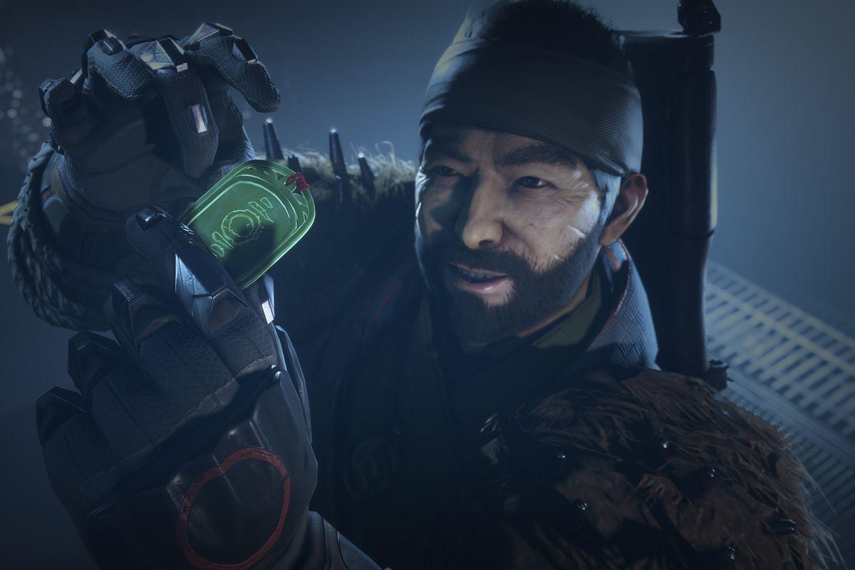 Destiny 2 - The Drifter