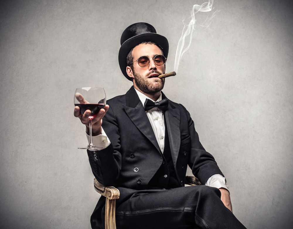 """""""Why do I mistreat the peons? Because I can, darling. Because I can."""" (Shutterstock)"""