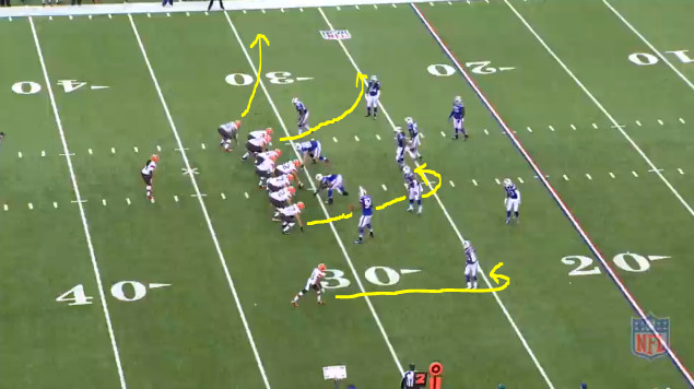 Week 13 Offense (12) - Stop With Agnew