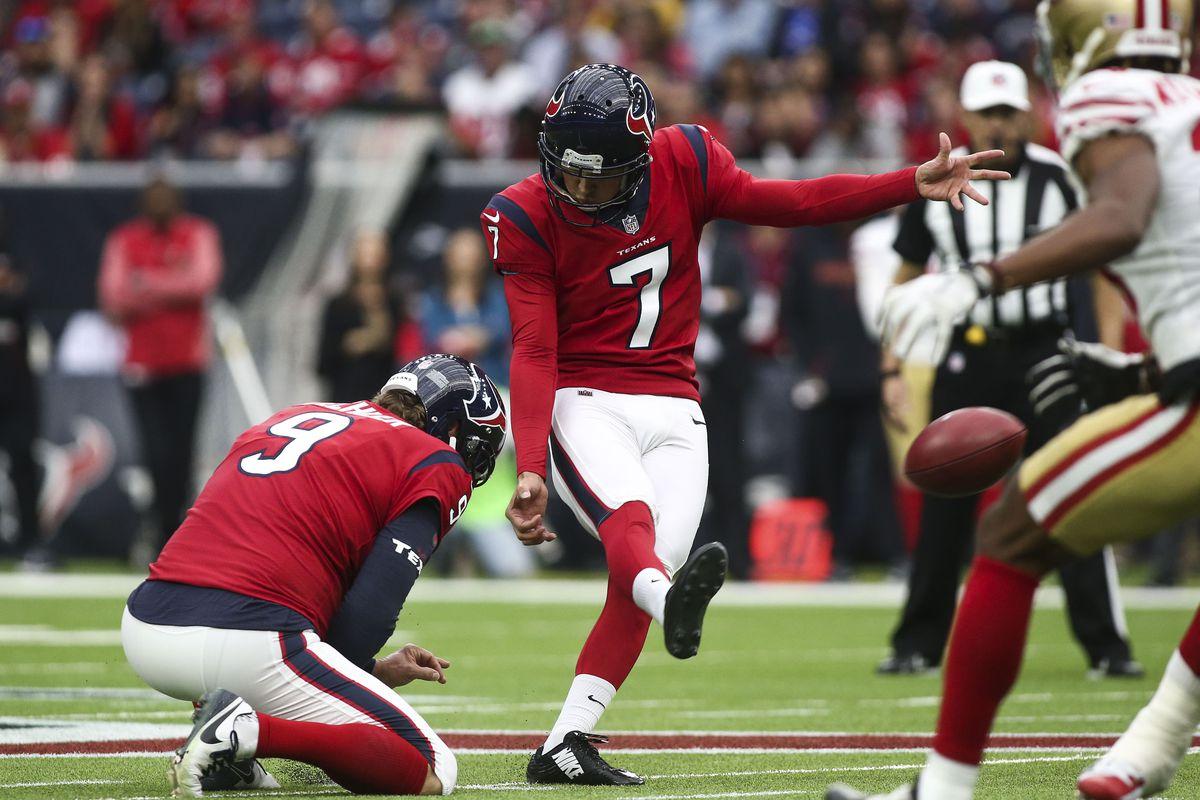 NFL: San Francisco 49ers at Houston Texans
