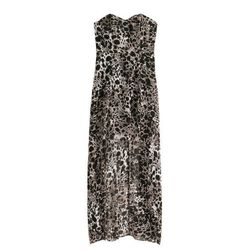 """<b>H&M</b> Strapless Dress, <a href=""""http://www.hm.com/us/product/26798?article=26798-A#article=26798-A"""">$49.95</a>"""