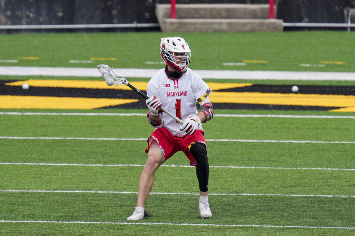 NCAA LACROSSE: MAY 15 Men's Tournament - Vermont at Maryland
