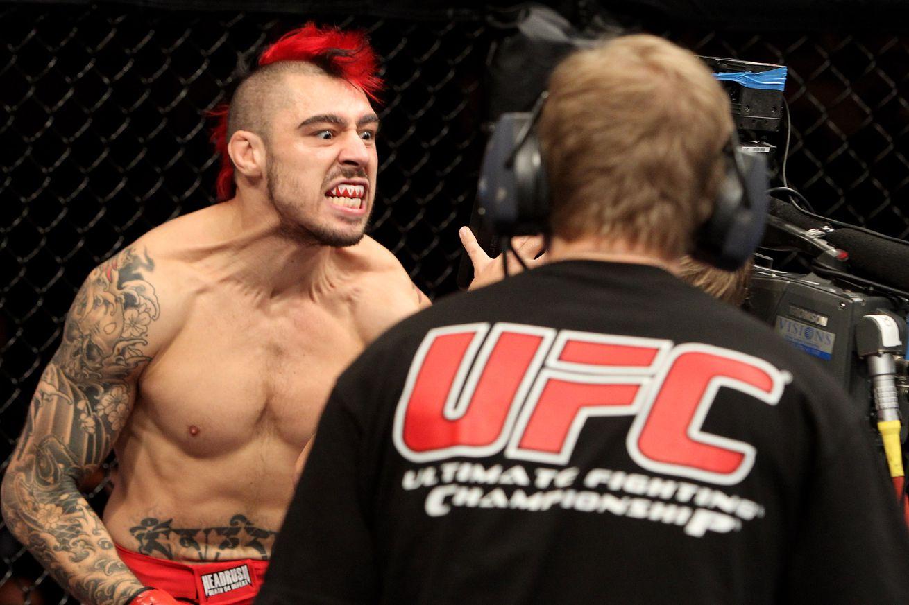 Dan Hardy v Condit MMA News