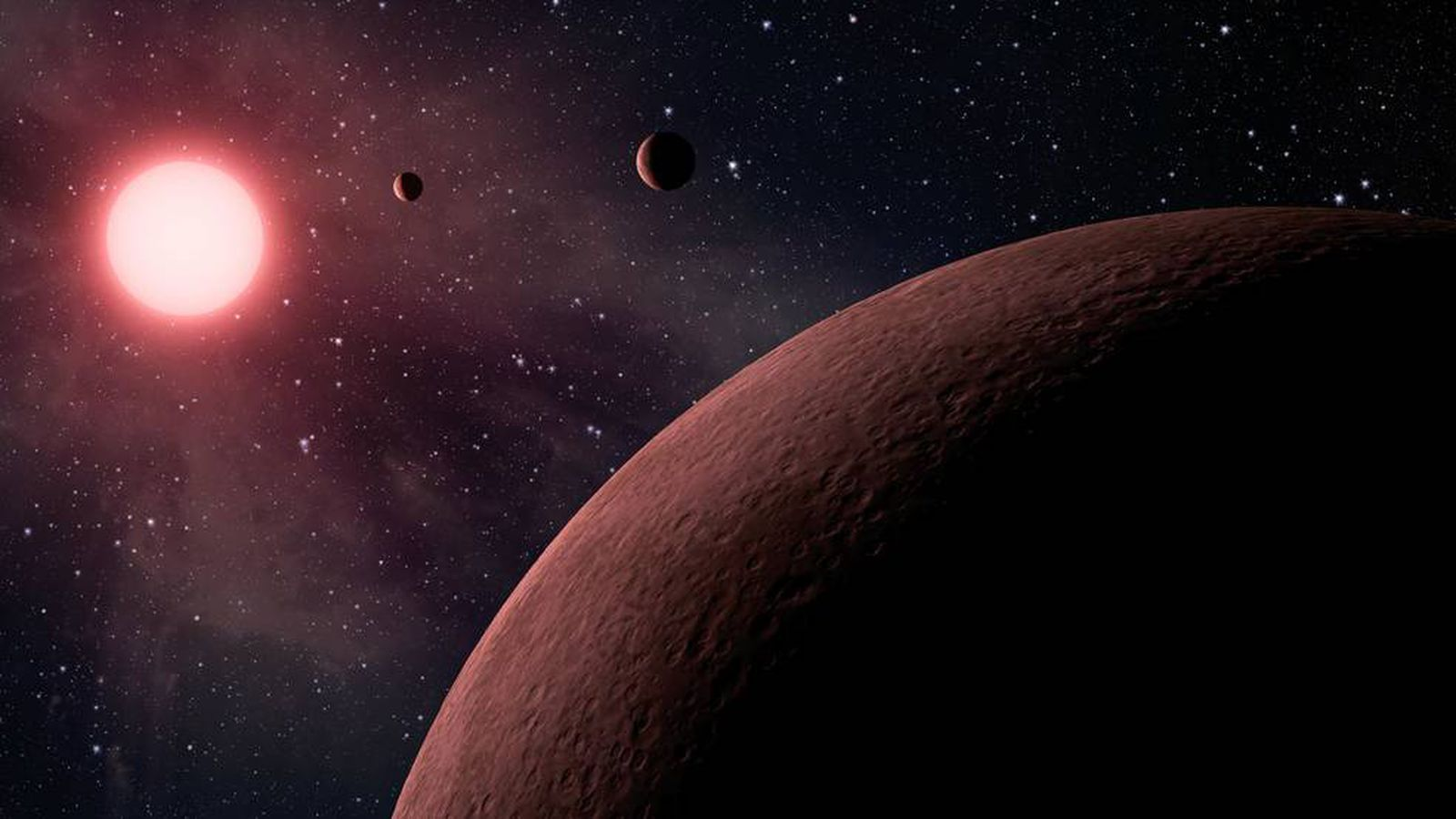 NASA finds evidence of 10 new Earth-sized planets in our corner of the galaxy