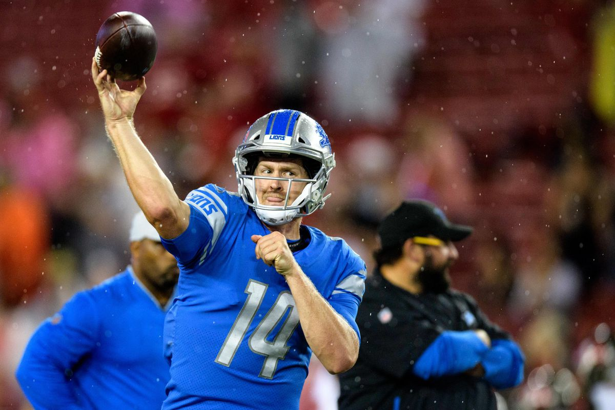 Jake Rudock not among 5 Lions practice squad players signed to  for sale