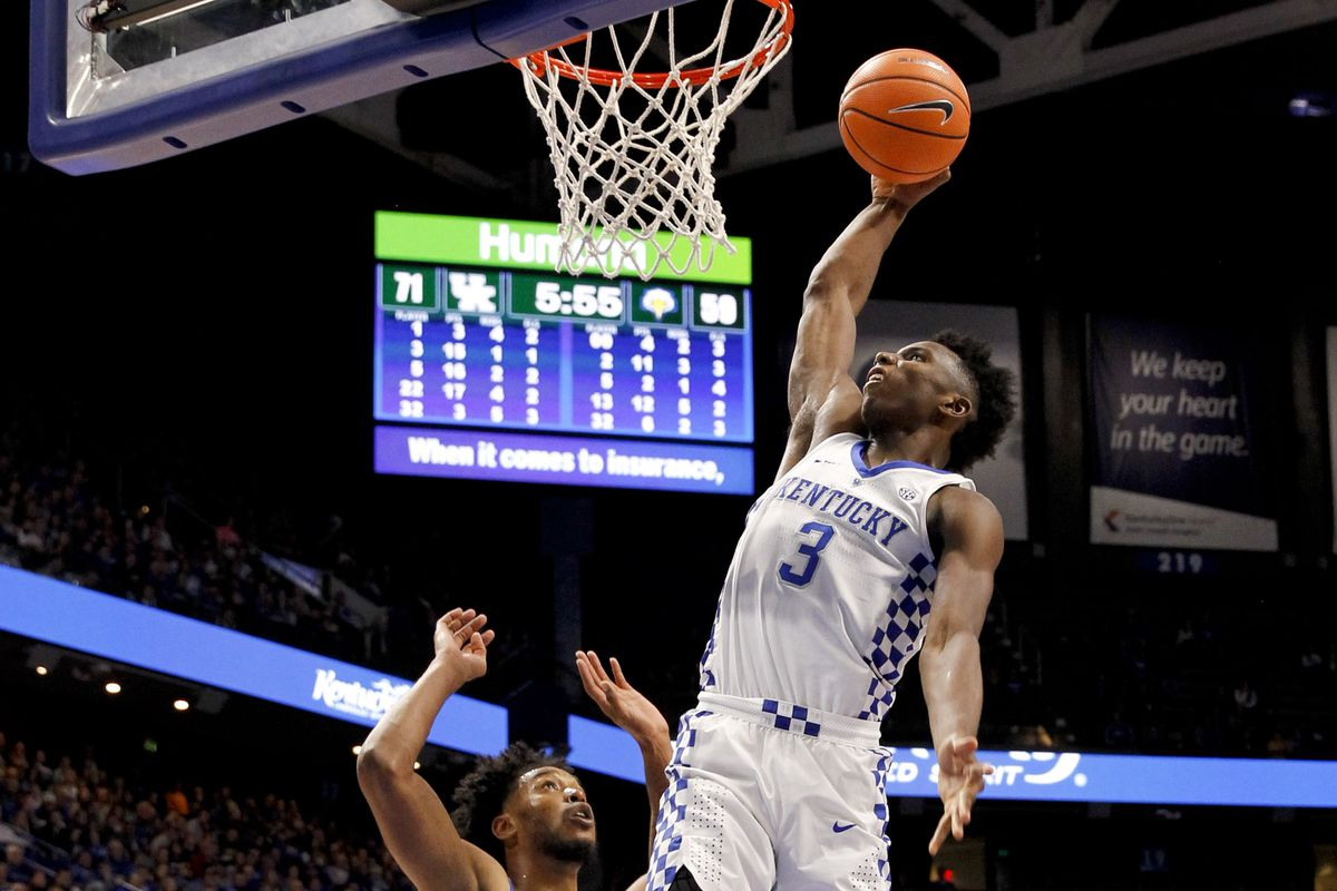 Kentucky wildcats basketball player preview hamidou diallo looks kentucky wildcats basketball player preview hamidou diallo looks to blossom into superstar a sea of blue sciox Gallery