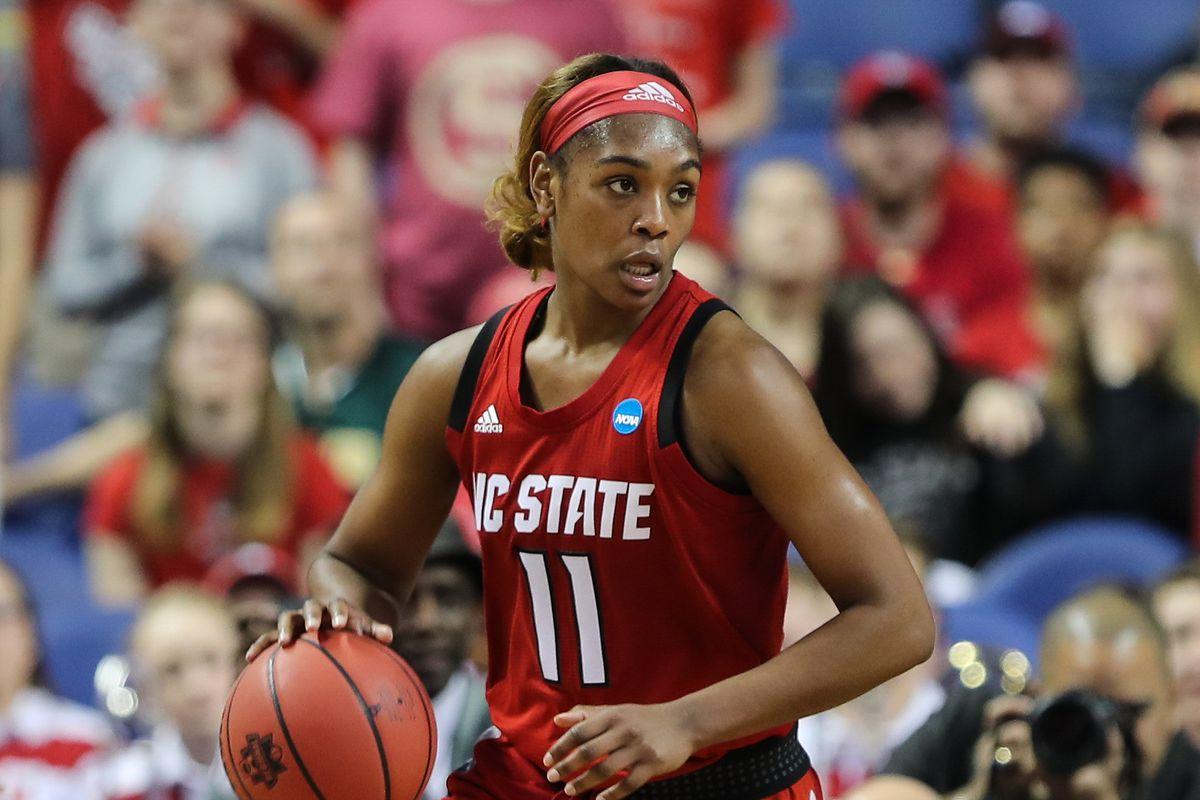 NCAA Womens Basketball: NCAA Tournament-Greensboro Regional - NC State vs Iowa