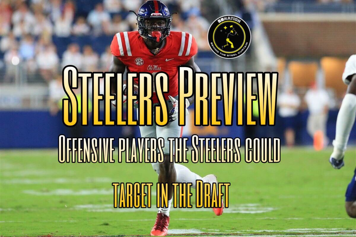 fe411f8ba0c290 As the Pittsburgh Steelers season is over, and while the team isn't playing  anymore, it doesn't mean there isn't plenty to discuss — so it was time to  get ...