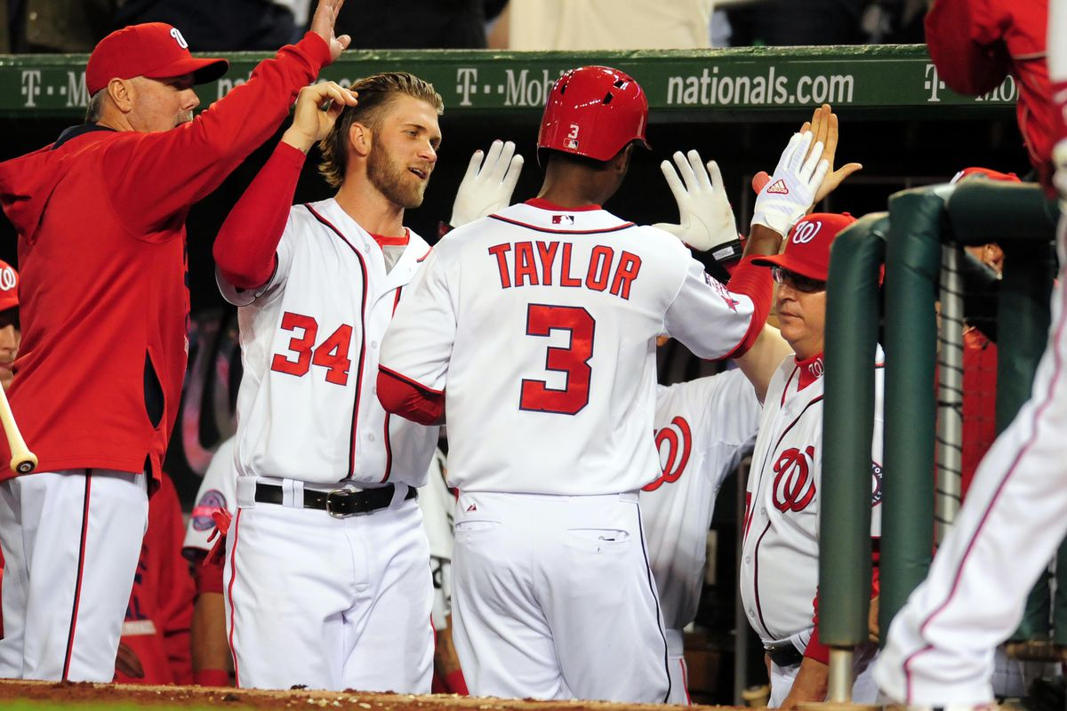 The Nats optioned Michael A. Taylor to AAA on Sunday when they activated Denard Span from the disabled list. While it weakens the big league bench for now, it was the right call to send him down.