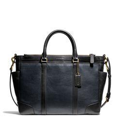 "<a href=""http://f.curbed.cc/f/Coach_SP_031214_MetroBag"">Bleecker Metropolitan Bag in Harness Leather</a>, $648"