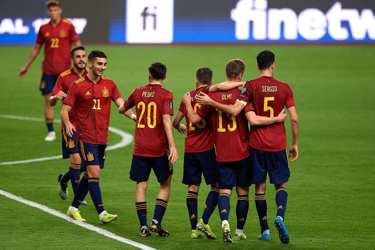 SPAIN-SEVILLE-FOOTBALL-FIFA WORLD CUP 2022-QUALIFIERS-SPAIN VS KOSOVO