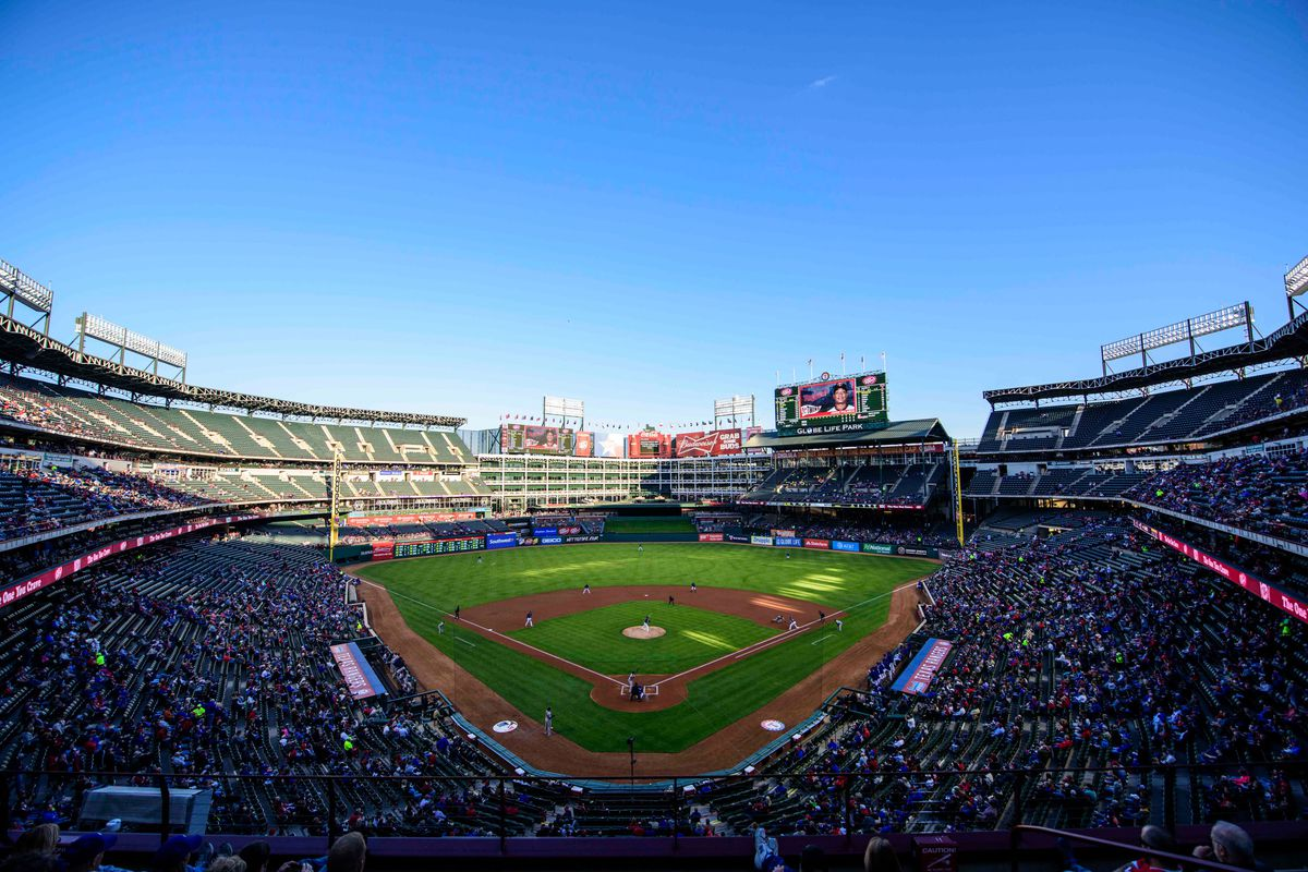 Texas Rangers 2019 schedule released - Lone Star Ball