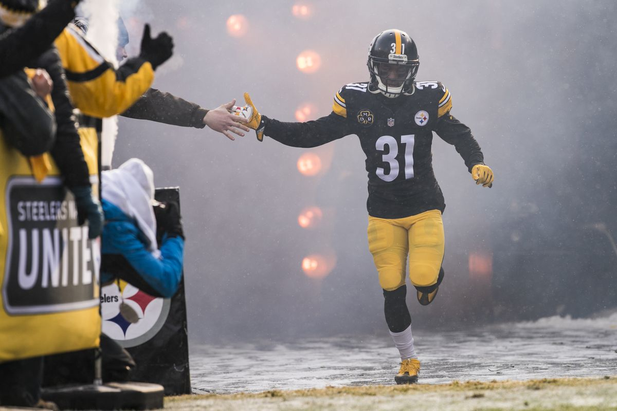 317990d3bf8 2018 NFL Free Agency  Pittsburgh Steelers sign CB Mike Hilton to one-year  deal
