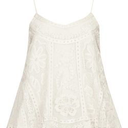 """<b>Topshop lace camisole, <a href=""""http://shop.nordstrom.com/s/kate-moss-for-topshop-lace-swing-camisole/3768932?origin=category-personalizedsort&contextualcategoryid=0&fashionColor=&resultback=390&cm_sp=personalizedsort-_-browseresults-_-1_1_B"""">$96</a></"""