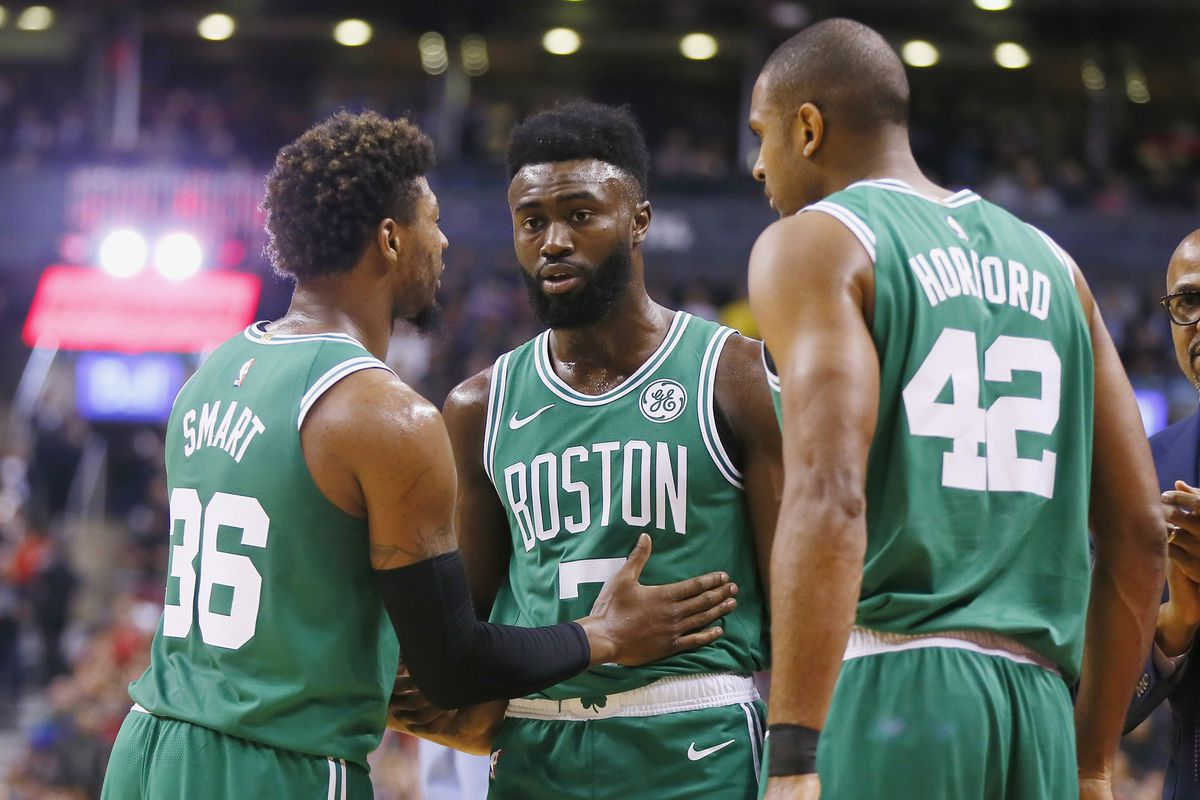 Don't panic: Celtics' youth movement is doing just fine