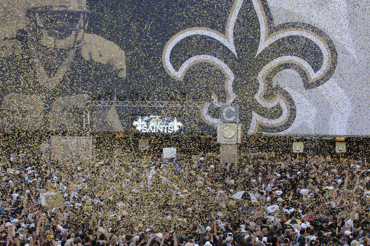 Atlanta Falcons vs New Orleans Saints - September 25, 2006