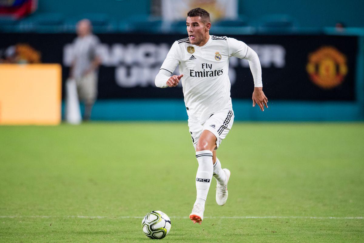 Theo Hernandez Passes Medical With Real Sociedad Managing Madrid