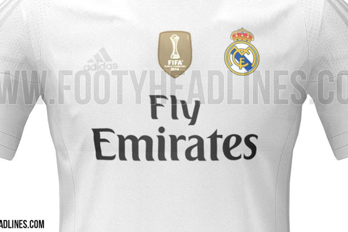 buy popular 49ec5 26553 Real Madrid 2015 kit leaked? - Managing Madrid
