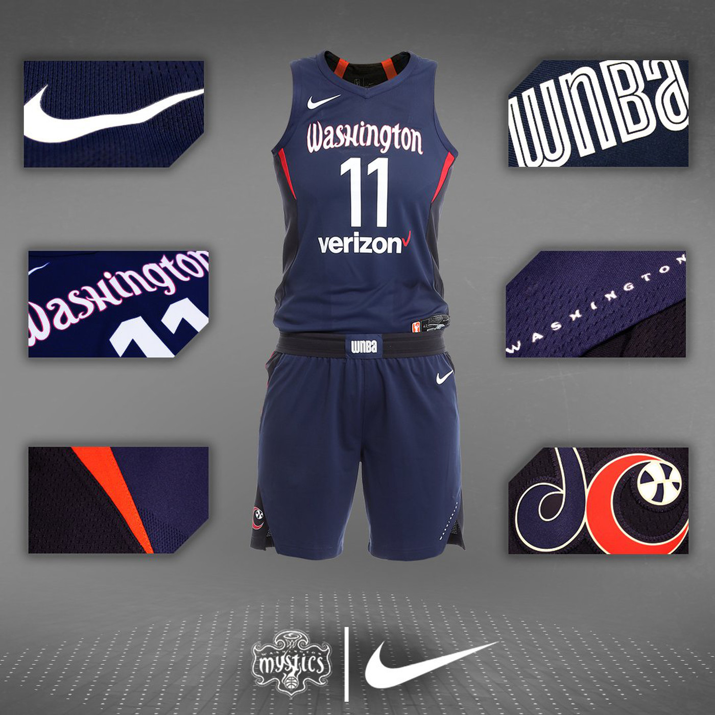 a8b76c90a The WNBA releases its Nike 'Statement' uniforms - Swish Appeal
