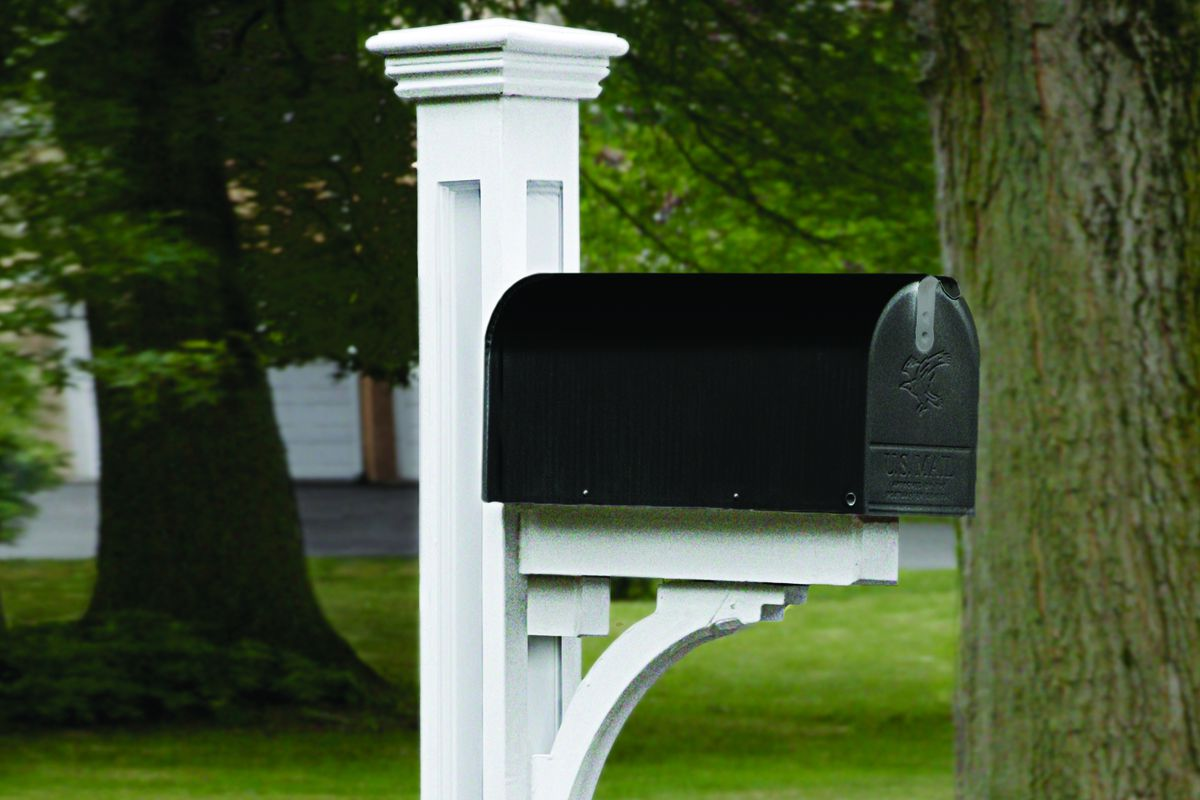 How To Build A Paneled Mailbox Post This Old House