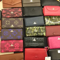 Wallets, prices as marked ($150)