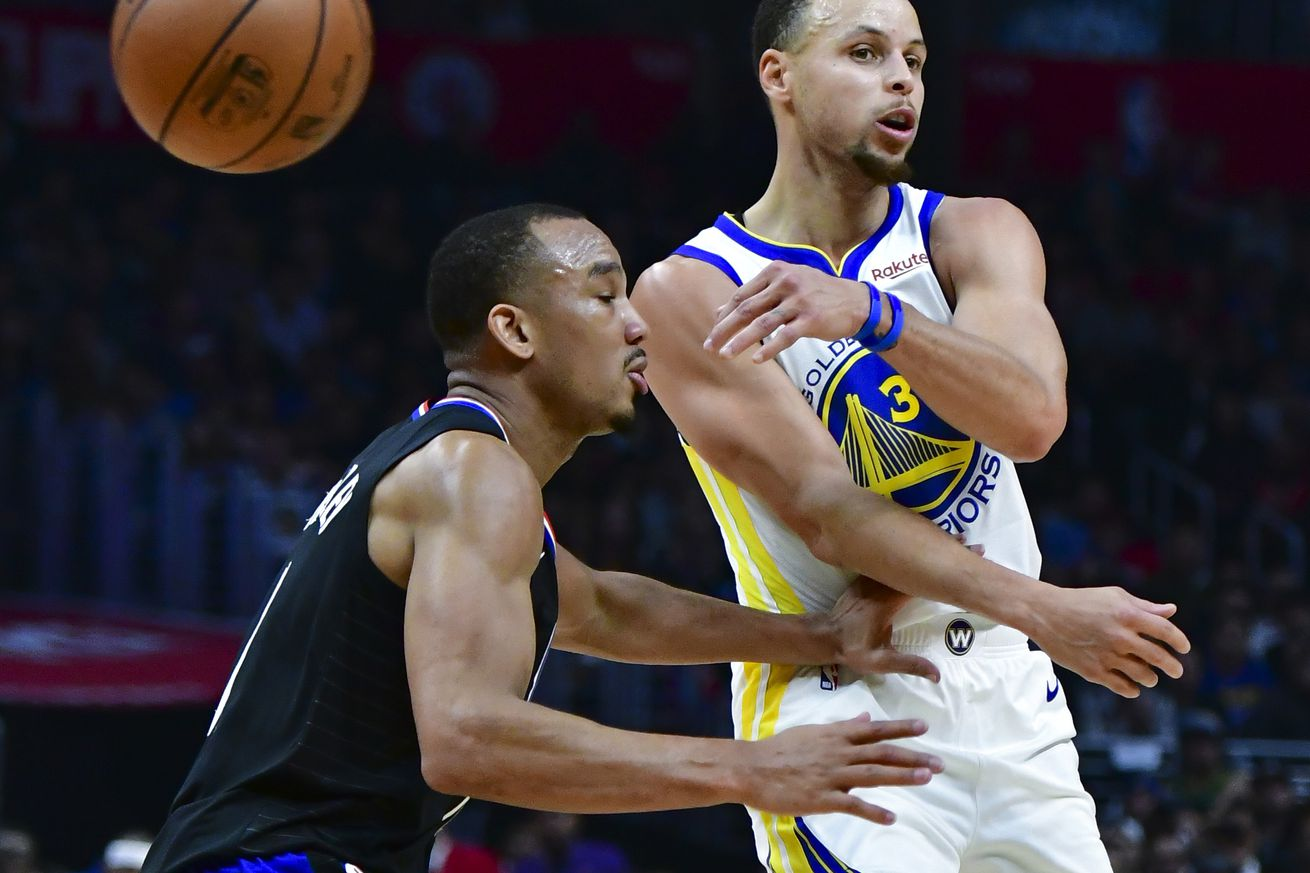 Suddenly Injury-Stricken Clippers Fall to Warriors, 112-94