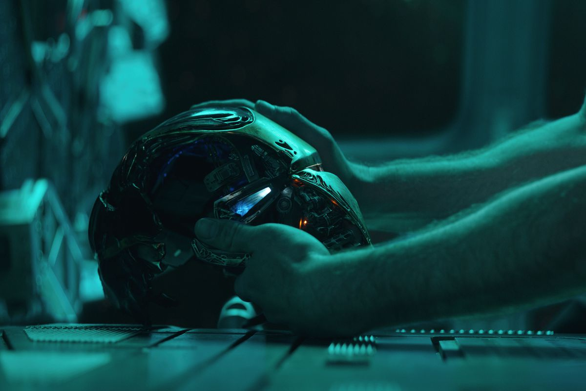 Who's the kid at the end of Avengers: Endgame? It's an Iron
