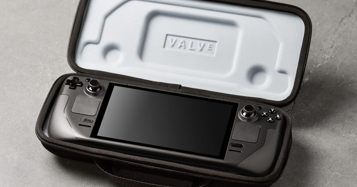 Valve's Steam Deck: all the news about the new gaming handheld