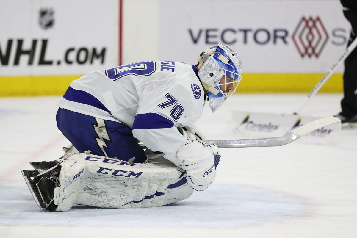 NHL: MAR 21 Lightning at Hurricanes